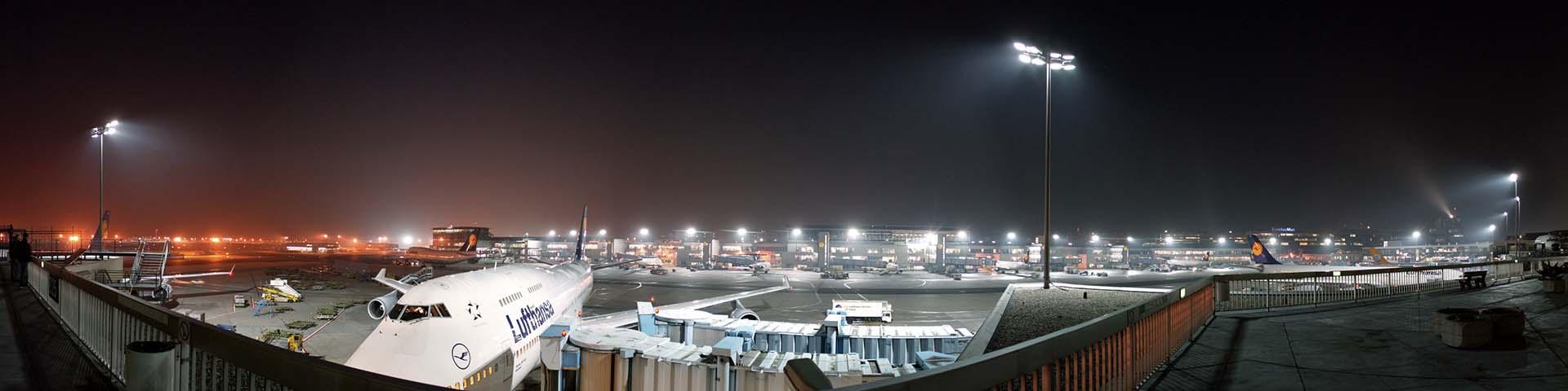 Besucherterrasse Flughafen Frankfurt360de